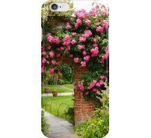Rose Arch iPhone Case/Skin