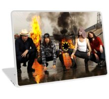 Red Hot Chili Papers Laptop Skin