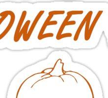 Is It Halloween Yet? Sticker