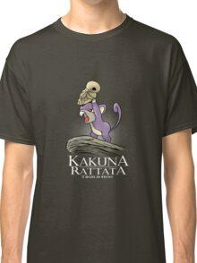 Kakuna Rattata Classic T-Shirt