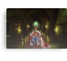 The Elf King Canvas Print