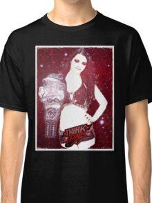 think again paige Classic T-Shirt
