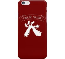House Valor iPhone Case/Skin