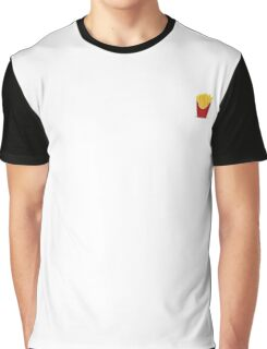 I <3 fries Graphic T-Shirt