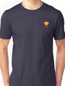 I <3 fries Unisex T-Shirt