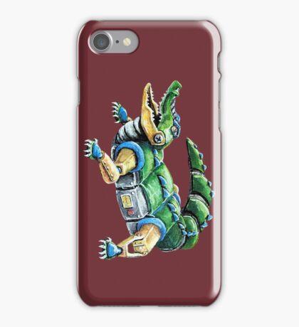 Chomp The Robo-Gator iPhone Case/Skin