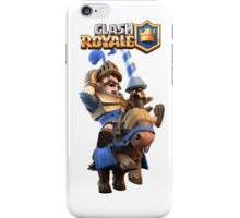 clash royale The Price Blue iPhone Case/Skin