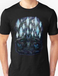 Mega lucario-meditation in the cave T-Shirt
