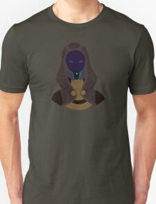 Mass Effect Tali'Zorah Minimalist T-Shirt