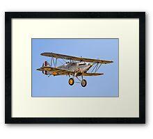 Hawker Nimrod I S1581/573 G-BWWK Framed Print