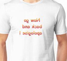 Morning Mirror Unisex T-Shirt