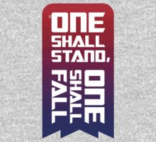 One shall stand, one shall fall One Piece - Long Sleeve