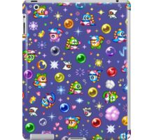Bubble Bobble - Blue iPad Case/Skin