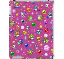 Bubble Bobble - Pink iPad Case/Skin