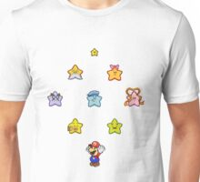 Paper Mario and the Star Spirits Unisex T-Shirt