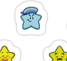 Paper Mario and the Star Spirits Sticker