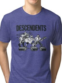 The Descendents Tri-blend T-Shirt