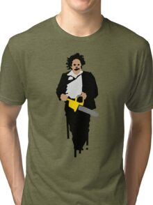 Leatherface Tri-blend T-Shirt