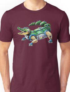 Chomp The Robo-Gator Unisex T-Shirt