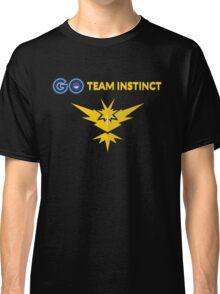 GO Team Instinct! Classic T-Shirt
