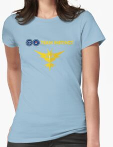 GO Team Instinct! Womens Fitted T-Shirt