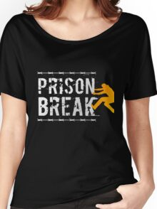 PRISON BREAK Women's Relaxed Fit T-Shirt