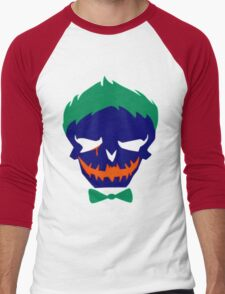 Joker Scary Men's Baseball ¾ T-Shirt