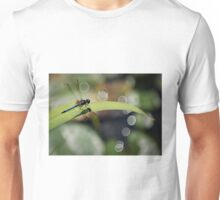 Dragon Fly Enjoying the View Unisex T-Shirt