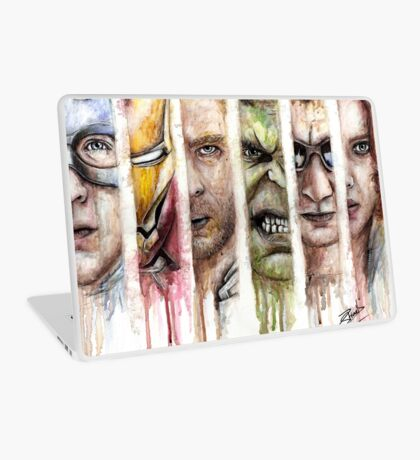 The Avengers Laptop Skin