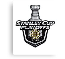 stanley cup playoffs Canvas Print