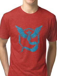 Pokemon,Team Mystic Tri-blend T-Shirt