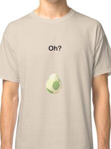 Pokemon Go Egg Hatch Classic T-Shirt