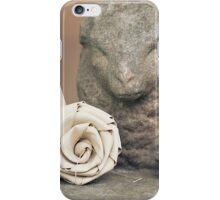Lamb and Rose iPhone Case/Skin