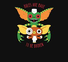 Rules Are Made To Be Broken Unisex T-Shirt