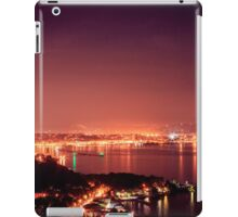 evening in the gulf of Trieste iPad Case/Skin