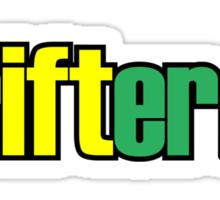 Drifter (1) Sticker