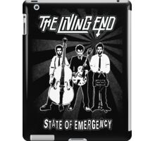 The Living End (State of Emergency) iPad Case/Skin