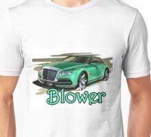 car illustration 1 Unisex T-Shirt