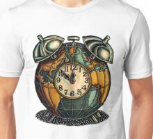 Global Alarm Clock Unisex T-Shirt