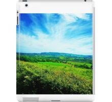 Isle of Wight countryside iPad Case/Skin