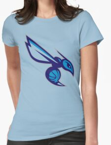 Charlotte Hornets 02 Womens Fitted T-Shirt