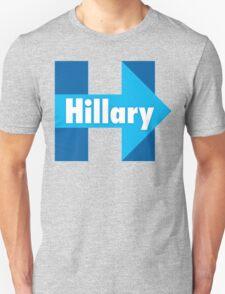 Hillary Clinton official Arrow Logo design  T-Shirt