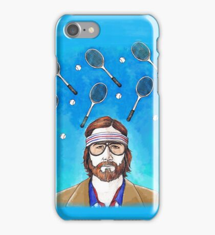 The Royal Tenenbaums - Richie Tenenbaum iPhone Case/Skin