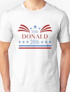 The Donald 2016 Election Unisex T-Shirt