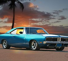 1969 Dodge Charger R/T by DaveKoontz
