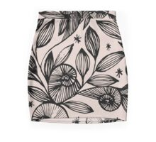 Magical Pattern Mini Skirt