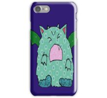 Just the Mon iPhone Case/Skin