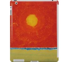 Endless Summer original painting iPad Case/Skin