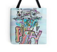 Let the Music Play ! Tote Bag