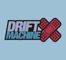 Drift Machine (4) One Piece - Short Sleeve